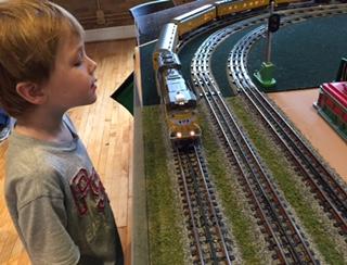 Noyes Train Show