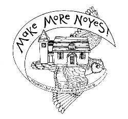 Make More Noyes Logo