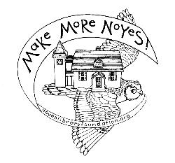 Make More Noyes Logo