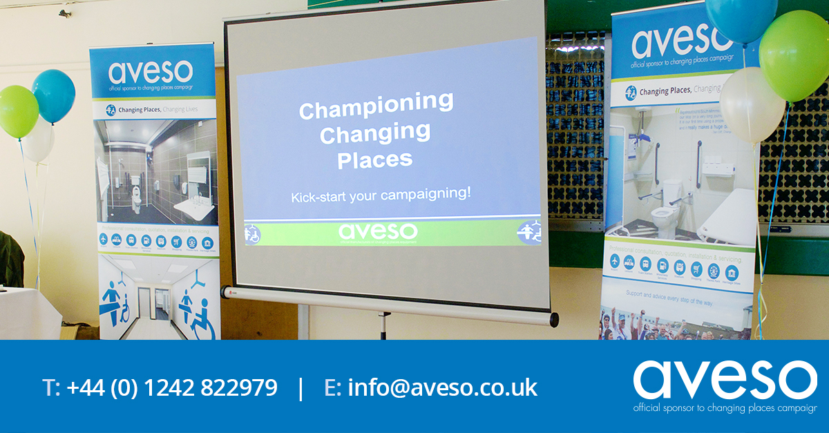 AVESO - Championing Changing Places