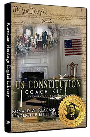 The American Heritage Digital Library - 2 DVD set