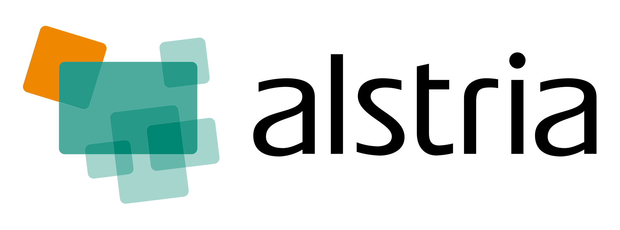 alstria's logo