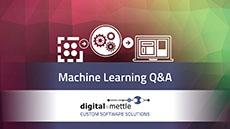Machine Learning Q&A