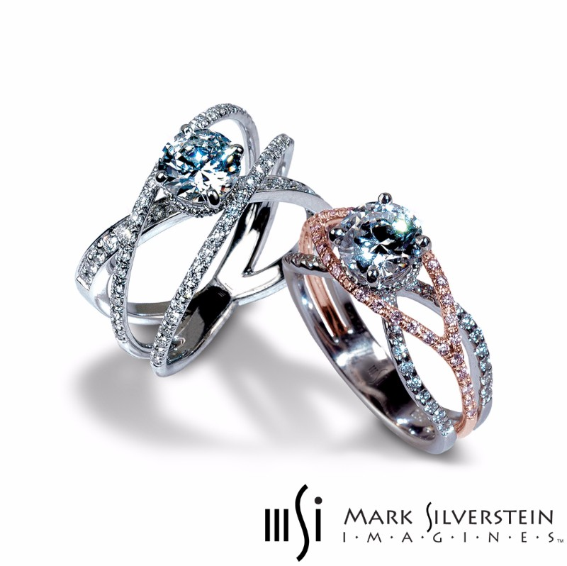 Engagement Rings by Mark Silverstein