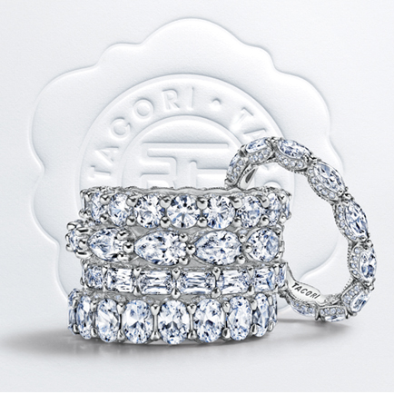 Tacori RoyalT Bands