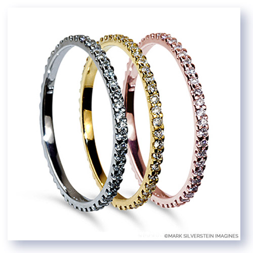 Mark Silverstein Diamond Bands