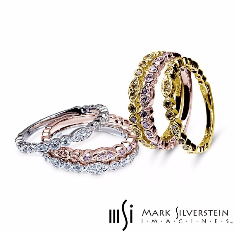 Wedding Bands by Mark Silverstein Imagines