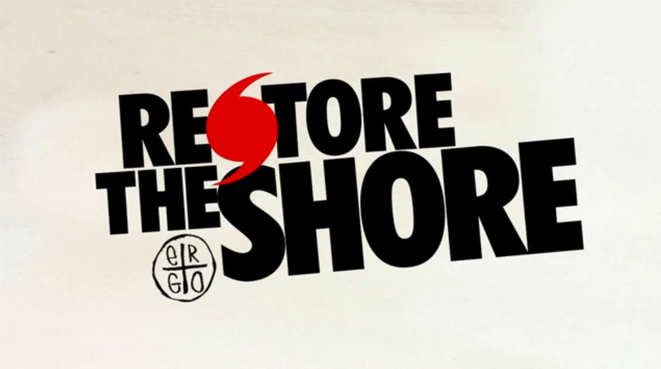 Restore the Shore Logo