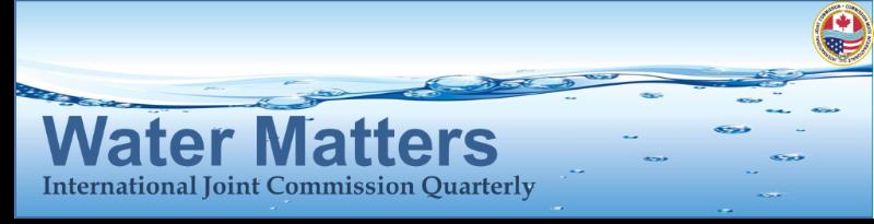 Water Matters IJC Quarterly