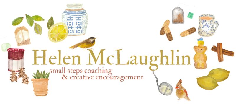 Watercolor header by Helen McLaughlin