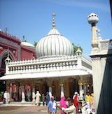 Nizamuddin tomb