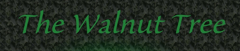 'The Walnut Tree' book cover/logo