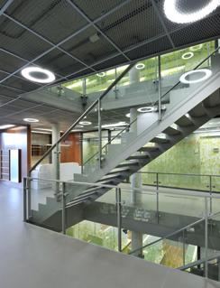Trap 1e verdieping