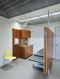 Behandelkamer huisarts