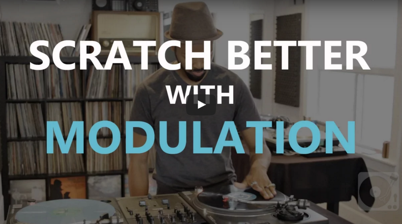Off Centre DJ Tips - Modulation: Take Your Scratch Game to the Next Level