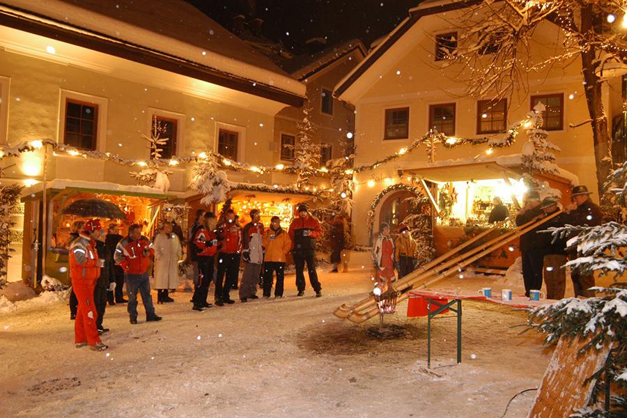Adventzauber im Salzburger Lungau