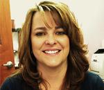 Jodi McFarland, RN & IVF coordinator, won Fertility Nurse of the Month