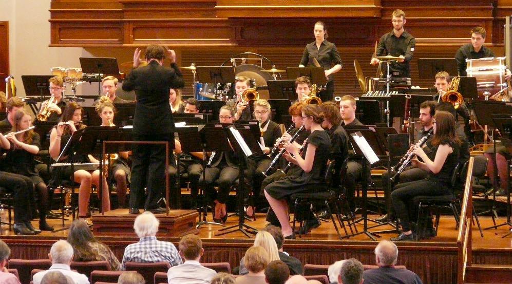 Elder Conservatorium Wind Ensemble