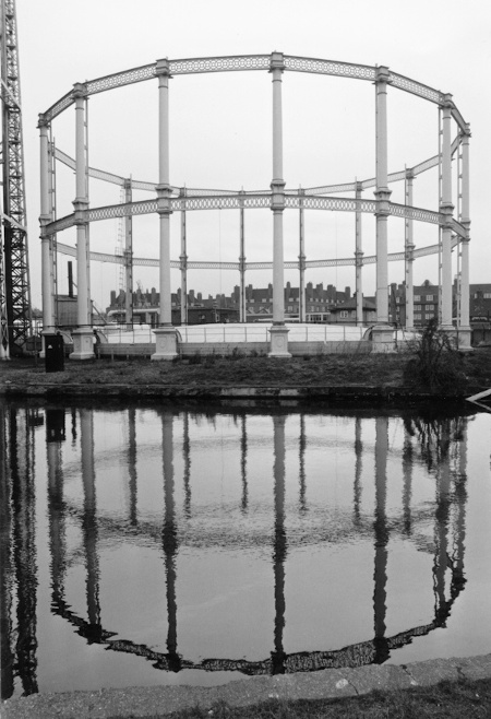 No2 Gasholder