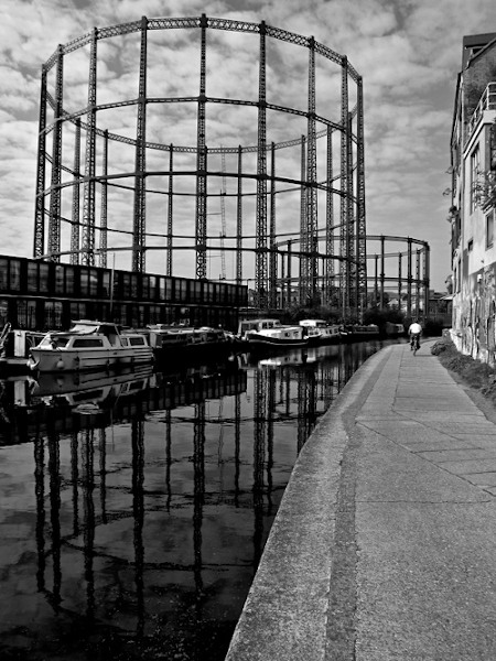 No 5 Gasholder