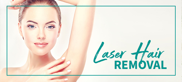 Toss your Razors! Save 15% on Laser Hair Removal