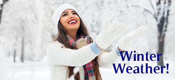Winter Weather!