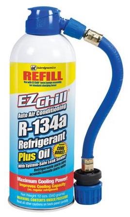 DIY R134a can