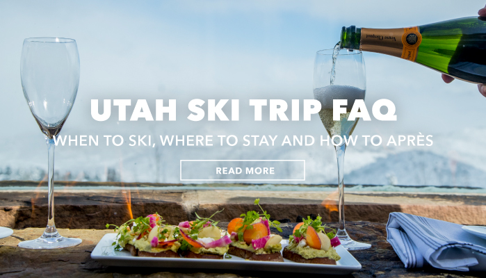 Utah ski trip FAQ | Gearing up for your winter vacation.