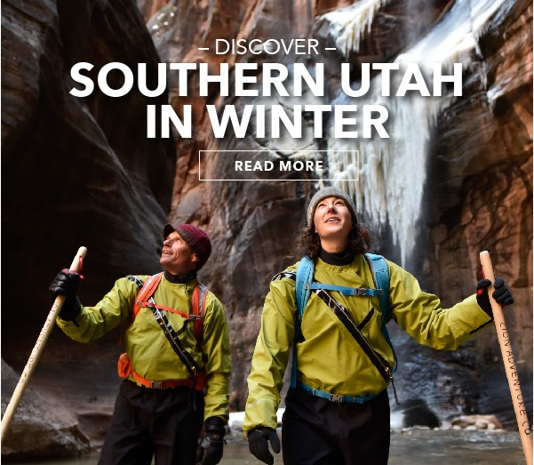 Discover Southern Utah in Winter