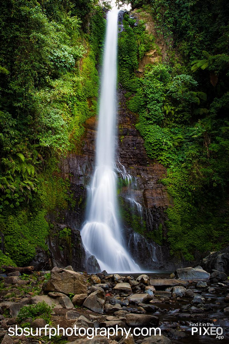 Git Git Waterfall Photo Location by Doug Golupski