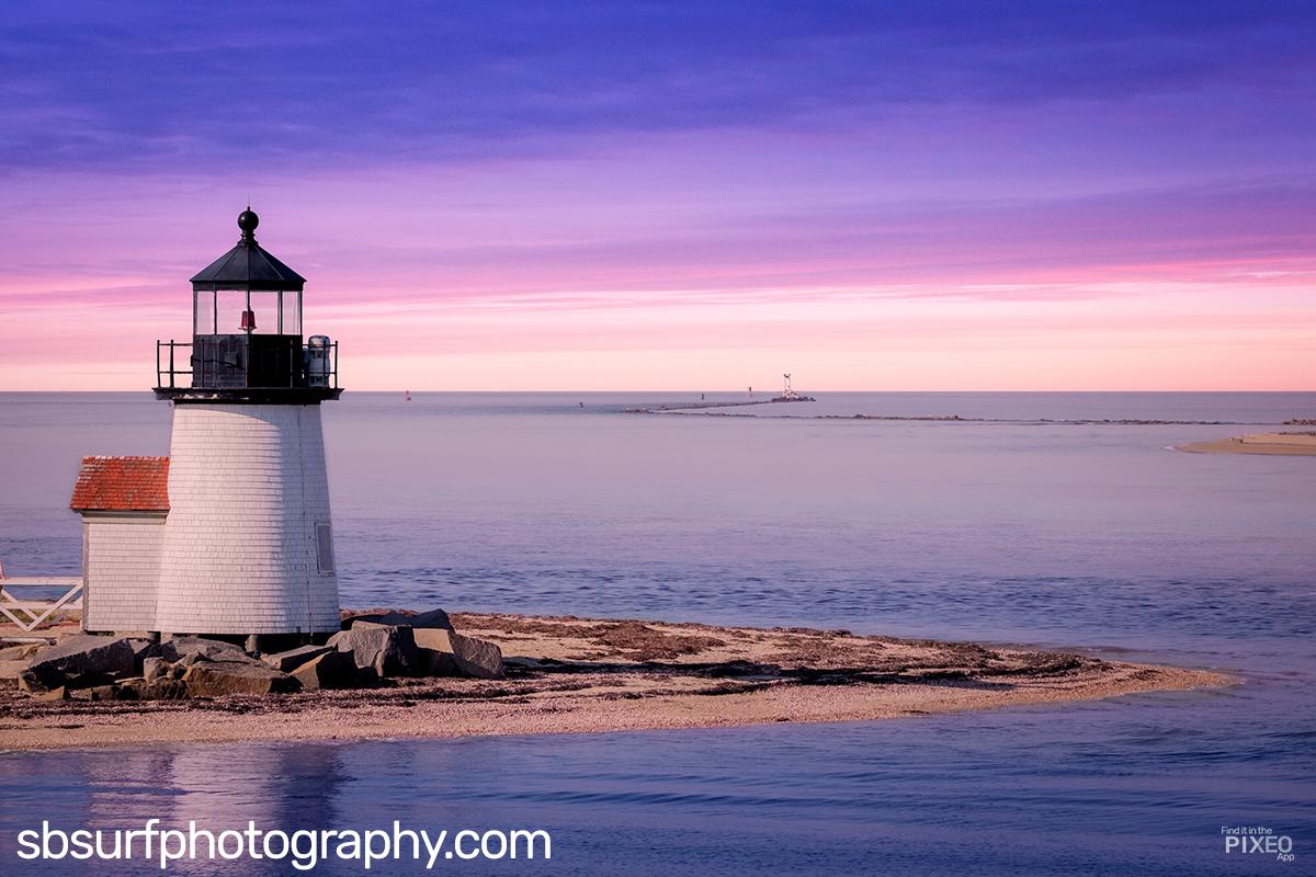 Brant Point Lighthouse Photo Location by Doug Golupski