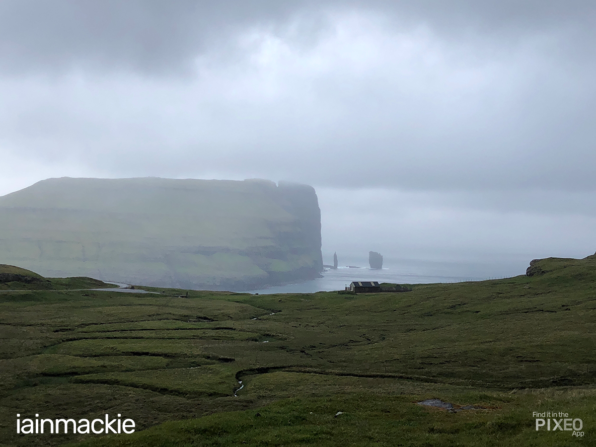 Faroe Islands by Iain Mackie