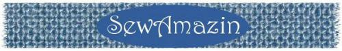 SewAmazin e-Newsletter Late Summer 2012