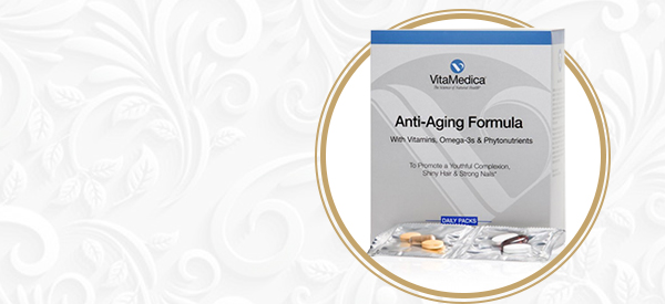 15% off VitaMedica® Anti-Aging Vitamins