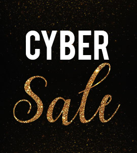 Don't Miss Our Cyber Sale!