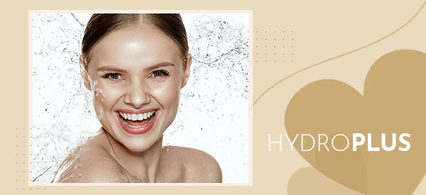 15% OFF HydroPlus Facials