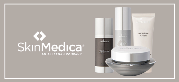 Purchase $300 worth of SkinMedica® Products (including SkinMedica® Chemical Peels) And Receive a FREE SkinMedica® Holiday Gift Bag ($160 Value)
