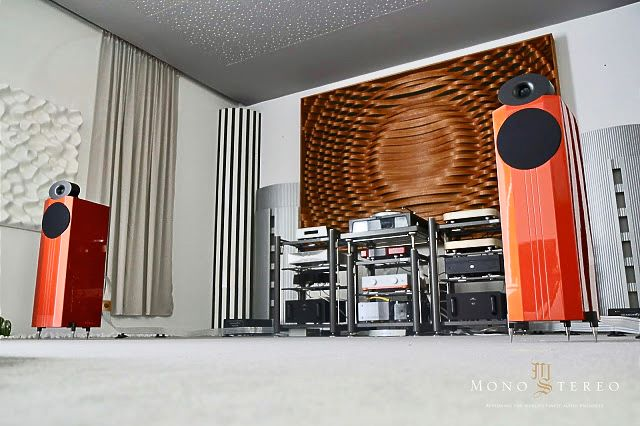 ICHOS Schallwander No. THREE Loudspeakers