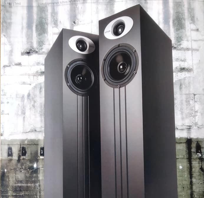Ichos No. FIVE Loudspeakers