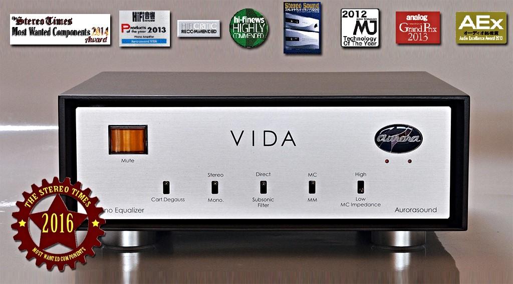 Aurorasound VIDA phone stage