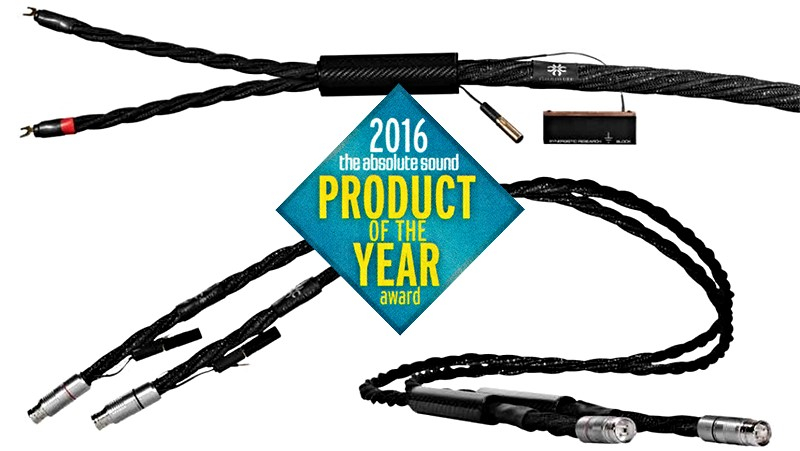 Synergistic Research Galileo UEF - TAS Cables of the Year 2016