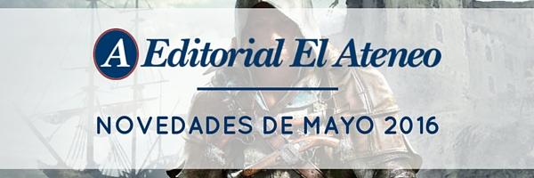 Newsletter MAYO 2016