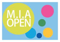 MIA Open Logo