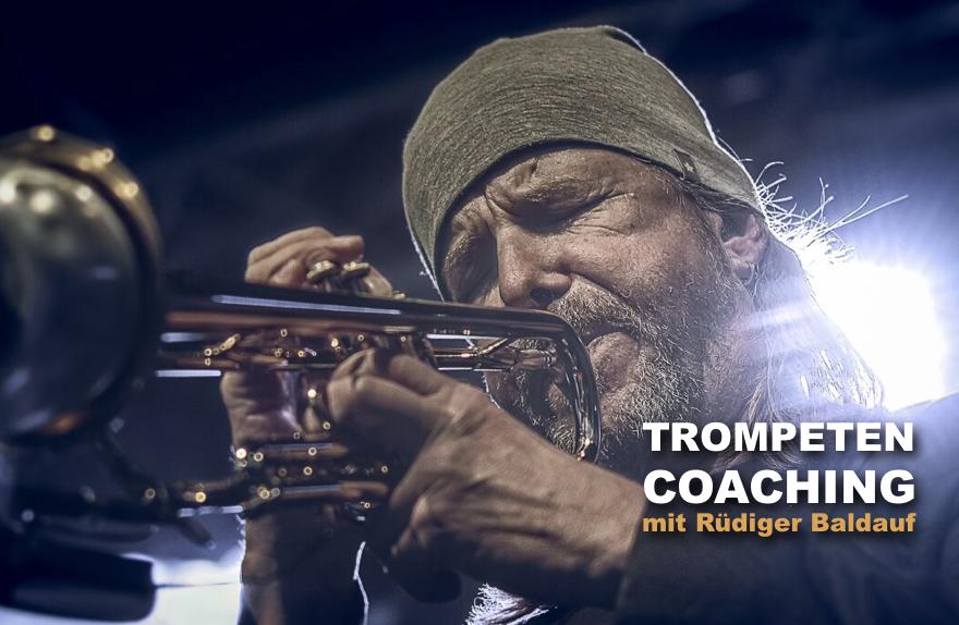 Rüdiger Baldauf - Trompeten Coaching