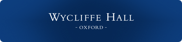 Wycliffe Hall, Oxford