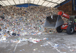 Bryson House Recycling Plant
