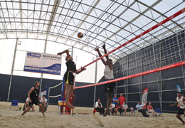Oakmead College Beach Volleyball Hall