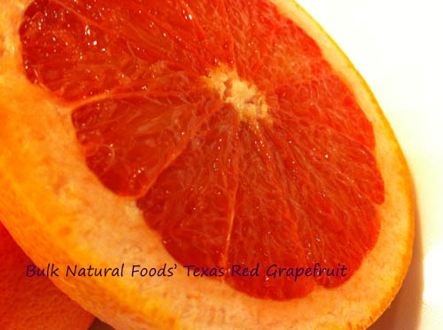 Juicy Red Texas Grapefruit