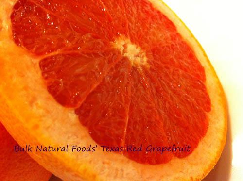 Juicy Red Texas Grapefruit