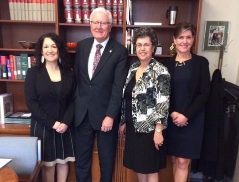 SAC Meeting With Bill Casey